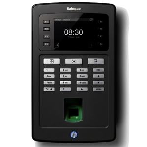 Controlador de Presencia Safescan TA-8030
